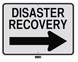 Disaster Recovery Sign Image For Biohazard Clean Up Company - Sure Kleen Restoration Services